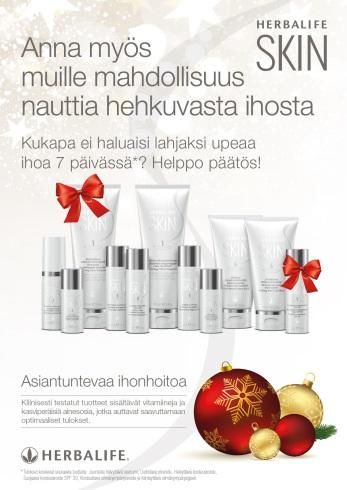 joulu-skin